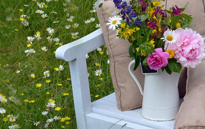 Gartendeko, Gartenbeleuchtung